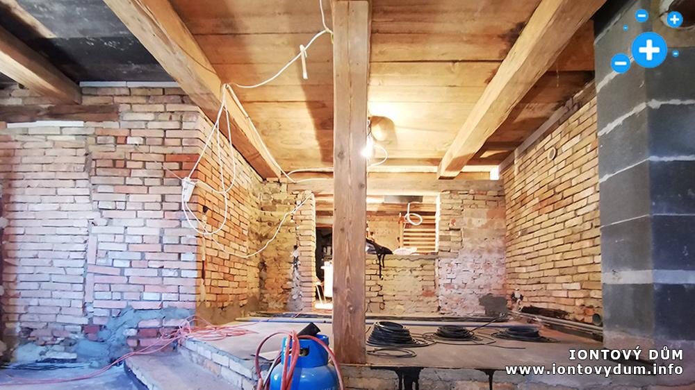 Rekonstrukce RD v Bučovicích