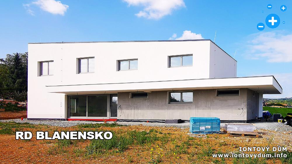 Výstavba RD – Blanensko